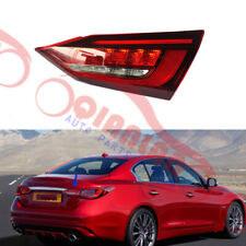 Right Inside Rear Tail Signal Light LED Assembly For Infiniti Q50 2017-2019
