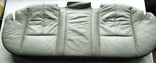 BMW E38 unterteil sitz leder grau hinten, lower part rear leather seats gray
