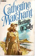 Heritage of Folly by Catherine Marchant (Paperback, 1979)