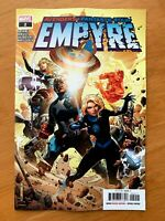 EMPYRE 2 2020 Jim Cheung Main Cover A 1st Print Marvel NM