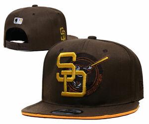 San Diego Padres #1.1 NFL CAP HAT New Era 59Fifty Snapback