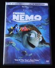 Finding Nemo Dvd 2003 2-Disc Set Collector's Edition Disney Family Children Kids