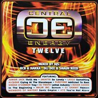 CENTRAL ENERGY 12 - VARIOUS DANCE COMPILATION - 2CD - CENTRAL STATION DJ TECHNO