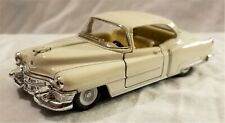 Kinsmart - 1:43 Scale Model 1953 Cadillac Series 62 Coupe Cream (BBKT5339DC)