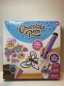 Skyrocket Chocolate Pen Featuring Blume Draw & Mold Colorful Tasty Treats