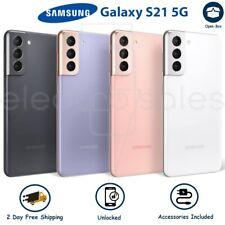 Samsung Galaxy S21 5G UNLOCKED SM-G991U1 128GB T-Mobile AT&T Verizon MetroPCS