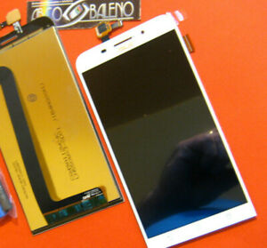 DISPLAY LCD+ TOUCH SCREEN ASUS ZENFONE MAX ZC550KL BIANCO Z010DA SCHERMO Z010D