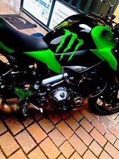 2X Stickers Monster Adesivo Kawasaki yamaha suzuki z900 moto Mvaugusta VR46