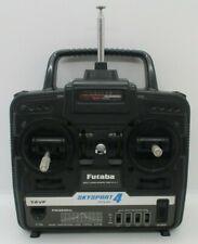 FUTABA SKYSPORT T4YF 4 CHANNEL TRANSMITTER 35MHZ IDEAL BUDDY BOX EX CONDITION