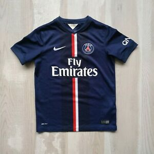 Ibragimovich Paris Saint-Germain Home football shirt 2014 - 2015 Nike Young M