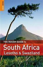 The Rough Guide to South Africa, Lesotho & Swaziland (Rough Guide Travel Guides)