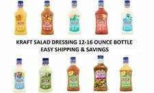 Kraft Salad DRESSING MANY FlavorS PICK 1 DRESSING 16 Oz EASY