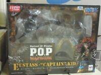Megahouse One Piece Portrait Of Pirate P.O.P Captain Kid Neo-Max EX Model Figure