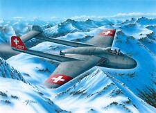 Special Hobby 1/72 De Havilland dh.100 Vampiro mk.i #72339