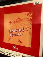 """Lp Rouge - De Wolfe library """" making tracks """" take six breaks"""