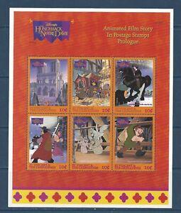 SAINT VINCENT - 2367-2368 - MNH - 1996 - DISNEY'S HUNCHBACK OF NOTRE DAME