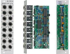 Doepfer A-132-4 Quad Exp Vca : Eurorack Module : New : [Detroit Modular]