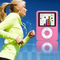 "1.8"" 8GB Slim LCD MP4 Media MP3 Player Video Game Movie FM Radio Voice Recorder"