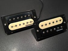 Pair of matched Zebra Humbuckers 4 wire, 2016 specification