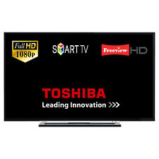 "Toshiba 49L3753 49"" Smart LED TV Full HD With Freeview HD And Freeview Play"