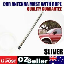 For Nissan Patrol GQ Y60 1987-1999 4x4 Auto Power Aerial Antenna & Rope Renew