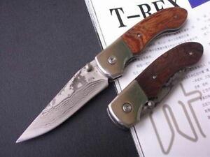 Handmade Samy Forging knife Folding Hunting Pocket Knife Outdoor Fishing