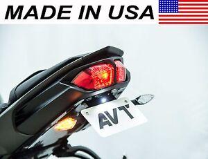 AVT Yamaha FZ8 (10-15) / FZ1 (06-15) Fender Eliminator NI  - LED Turn Signals