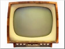 "*Postcard-""Old Classic Television""  (No Remote) /Picture on Postcard/ (B487)"