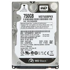 """Western Digital 750GB WD7500BPKX 7200RPM 16MB / SATA 2.5"""" Laptop HDD Hard Drive"""