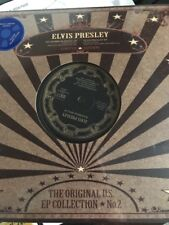 "ELVIS PRESLEY US EP COLLECTION 2 10"" ltd edition EP Vinyl Heartbreak Hotel"