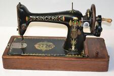 1910s Singer Hand Crank Sewing Machine Model 66K - FREE P&P [PL2133]