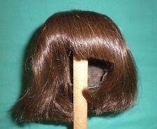 """Poupée Perruque/Cheveux Humain 11.5 To 12.5"""" Cheveux Court/Pageboy Cut"""