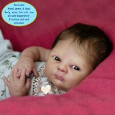 "Anabel, by Denise Pratt (18"" Reborn Doll Parts Kit) DIY"