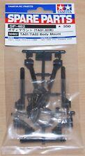 Tamiya 50482 TA01/TA02 Body Mount (TA-01/TA-02/FF01/FF-01/FWD), NIP