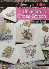 Twenty to Make: Christmas Cross Stitch by Michael Powell (2017, Paperback)