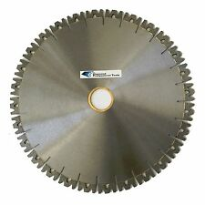 "2-Pack 16'' ""W"" Segment Diamond Saw Blade for Cutting Granite Stone Marble"