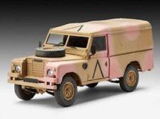Artículos de automodelismo y aeromodelismo Land Rover escala 1:35