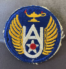 WWII 15th Army Air Forces Patch Air University AAF Vintage Original