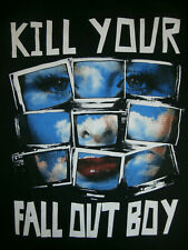 FALL OUT BOY Kill Your OFFICIAL T-SHIRT Pop Punk INDIE Emo ALTERNATIVE