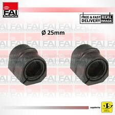 FAI ANTI ROLL BAR BUSH KIT FRONT SS6325K FITS FORD TOURNEO CONNECT 1.8 TDCi/16V