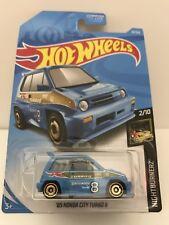 HOT WHEELS '85 Honda City Turbo II NIGHTBURNERZ