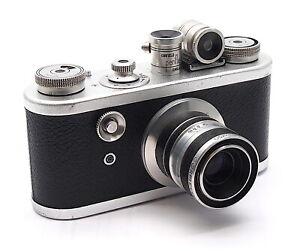 Vintage Corfield Periflex 1 35mm Camera - 50mm F3.5 Lumar-x Lens - UK Dealer
