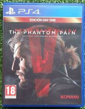 Video Juego PS4 Metal Gear Solid V: The Pahnton Pain (PlayStation 4)