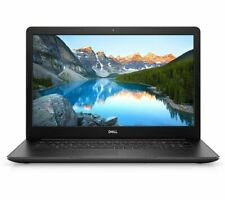 "Dell 3M5KW Inspiron 17 3793 17.3"" Laptop Intel Core i5 1TB HDD 128GB SSD Black"