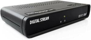 Digital Stream Technology DTX9950 Analog Pass Through DTV Converter Box New