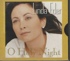 "Linda Eder ""O Holy Night"" CD Single (CD, 1997, Promotional CD) Digipak Case"