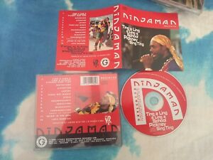 Ninjaman – Ting A Ling A Ling A School Pickney Sing Ting  UK CD