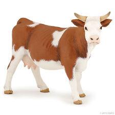 Simmental Vaca 13cm animales de granja Papo 51133