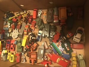 Dinky Toys Corgi Matchbox Etc Job Lot Collection ⭐️⭐️⭐️⭐️