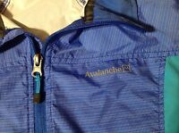 Avalanche Outdoor Inspired Apparel Size M Waterproof Shell Misses Jacket Travel